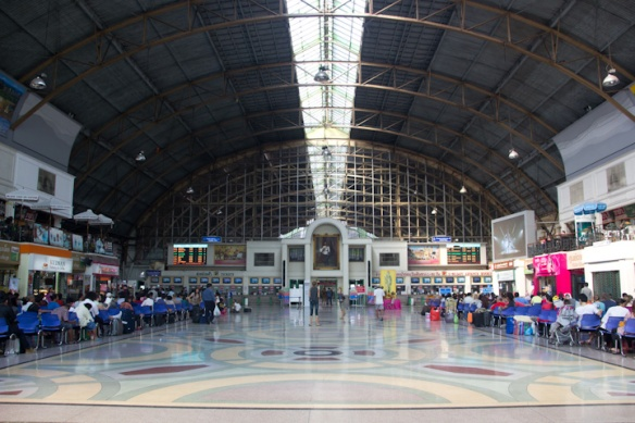 Train Station 2-1