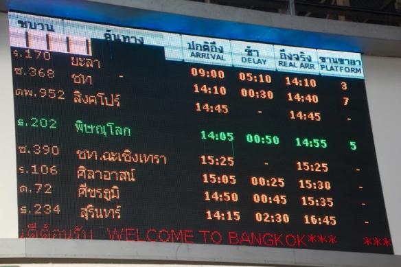 Train Station 3-1