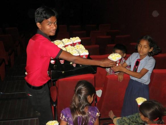 BPGS Popcorn