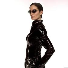 Carrie-Anne Moss Trinity